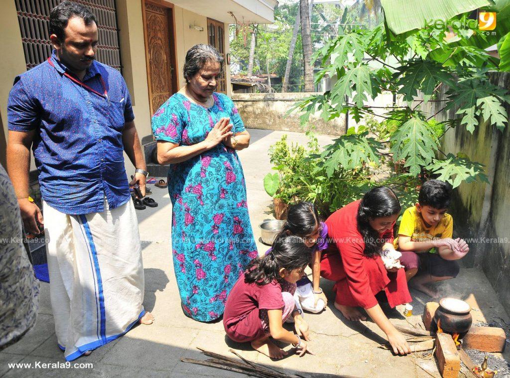 attukal pongala 2021 at home photos 003 - Kerala9.com