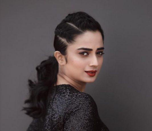 namitha pramod new photos in black dress 002