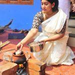 serial-actress-performs-attukal-pongala-2021-photos-007