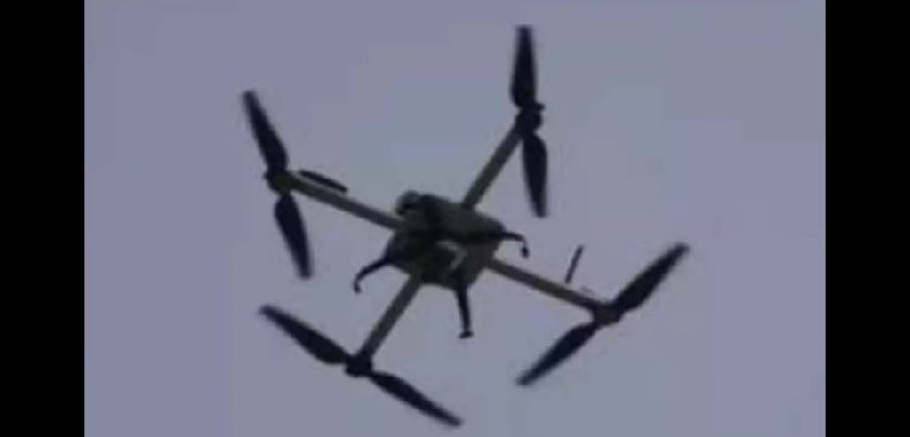 Drone presence in Punjab - Kerala9.com
