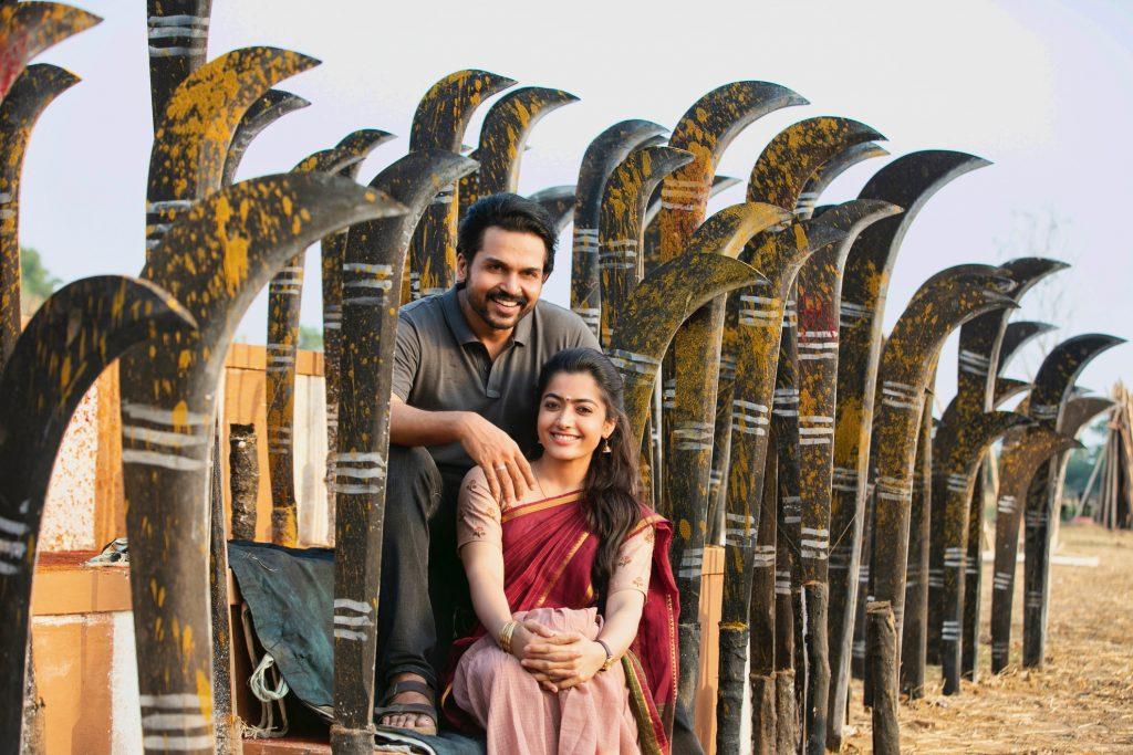 Rashmika Mandanna in sultan tamil movie stills 002 - Kerala9.com