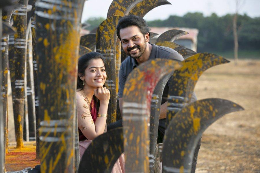 Rashmika Mandanna in sultan tamil movie stills 003 - Kerala9.com