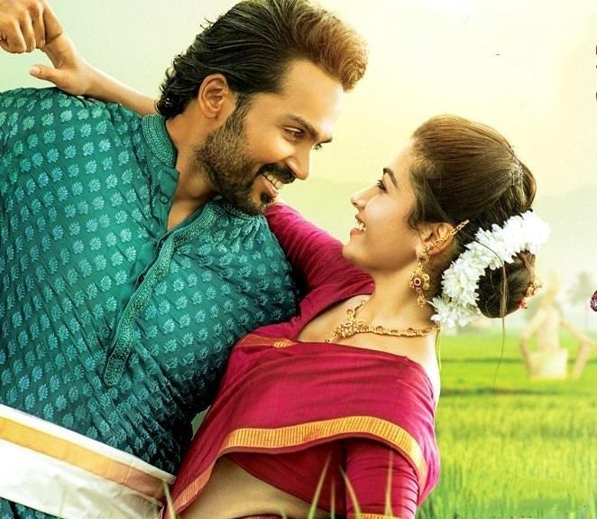 Rashmika Mandanna in sultan tamil movie stills 004 - Kerala9.com