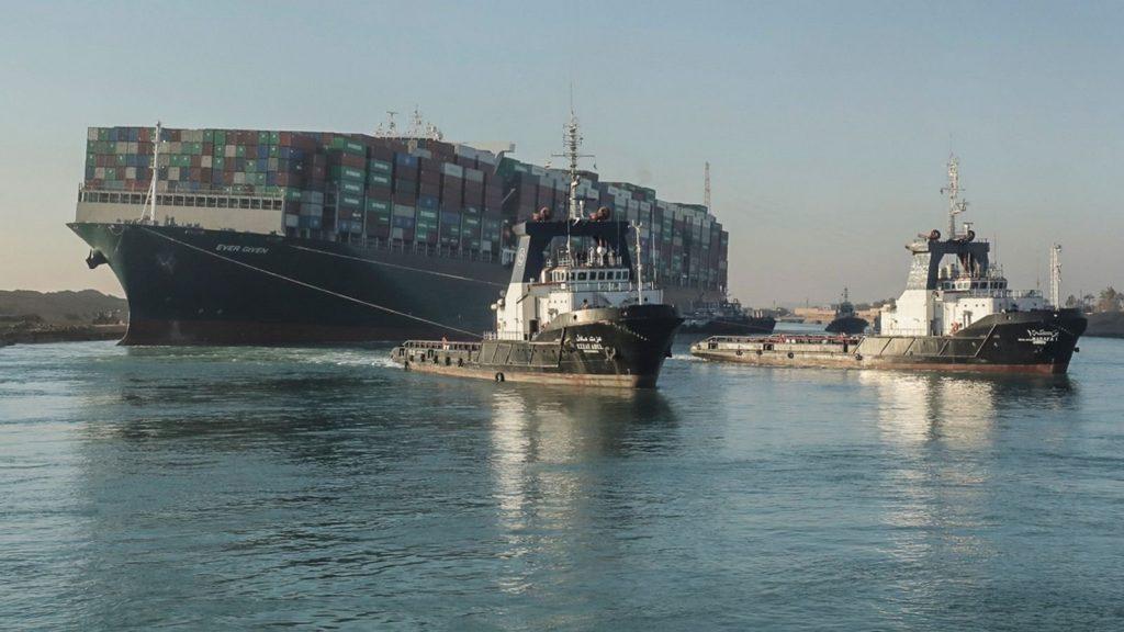 Suez Canal - Kerala9.com