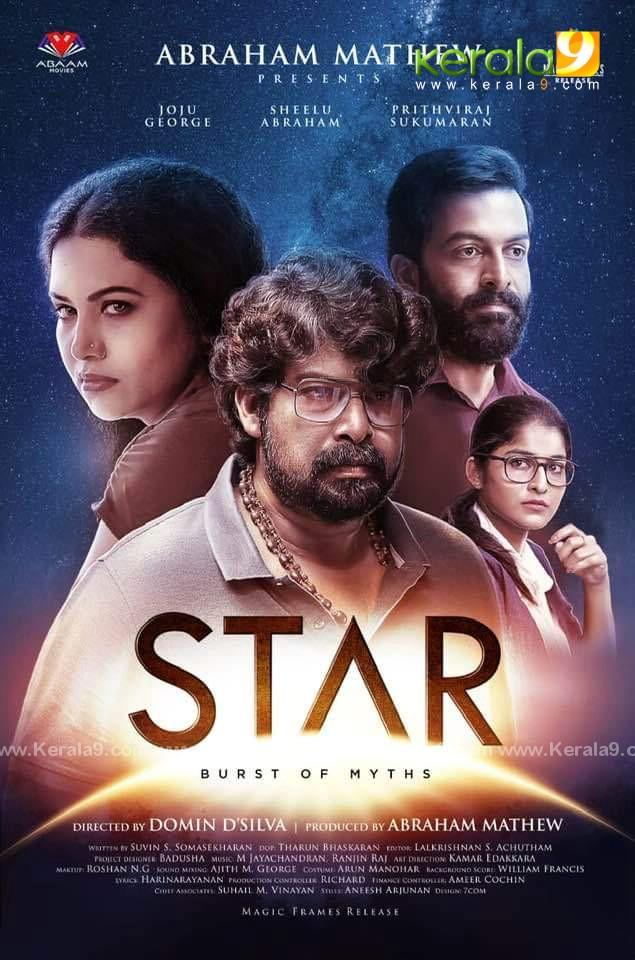 star malayalam movie new poster - Kerala9.com