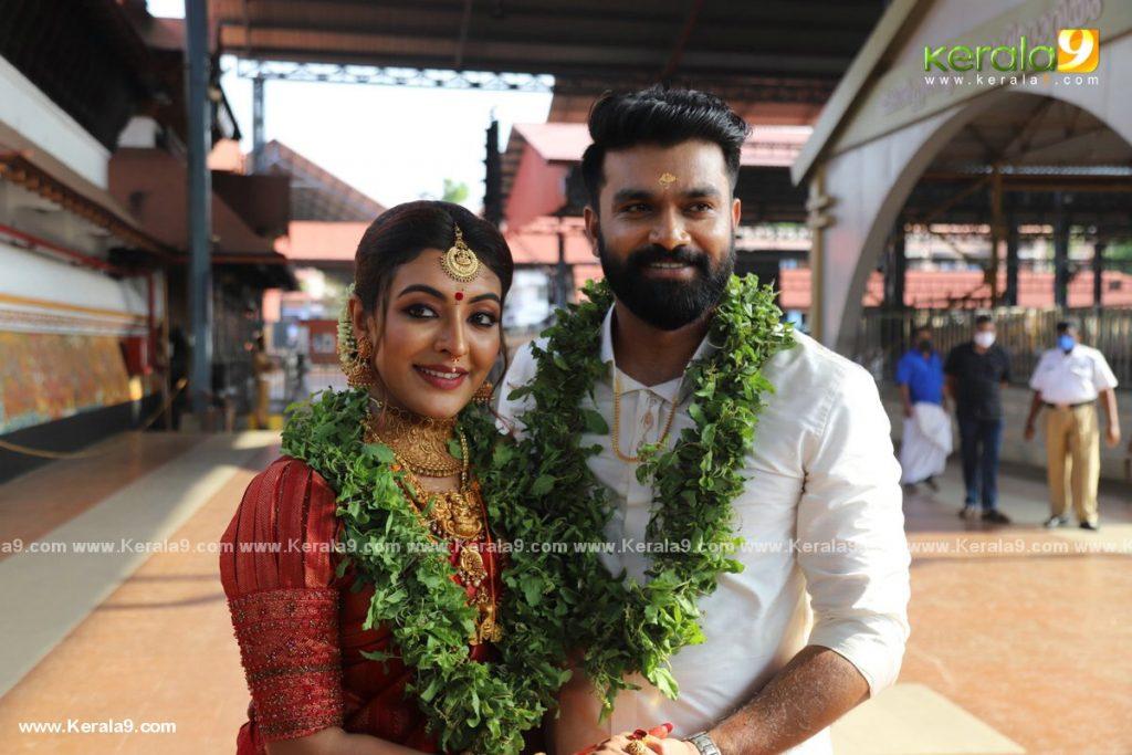 Durga Krishna Marriage Photos 056