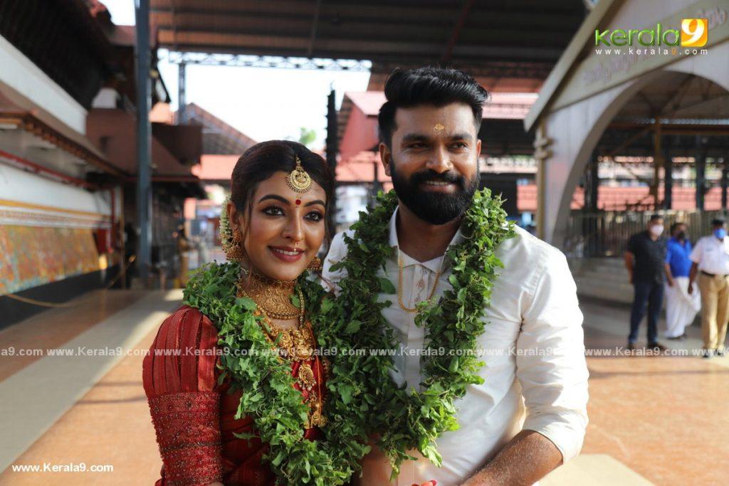 Durga Krishna Wedding Photos 036