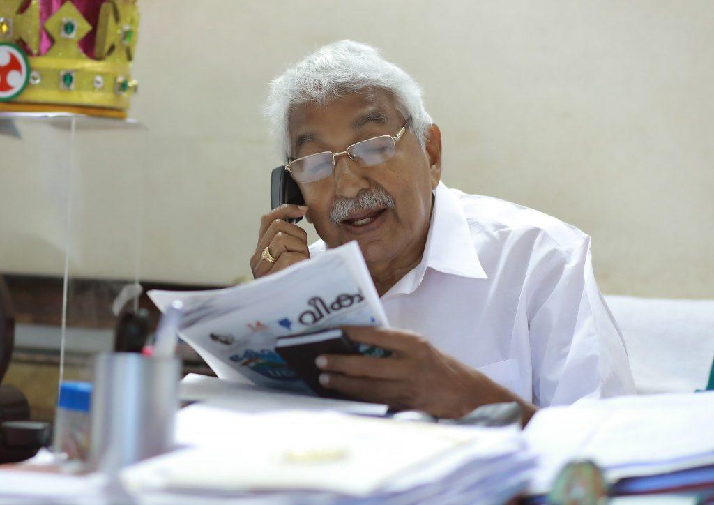 Oommen Chandy - Kerala9.com