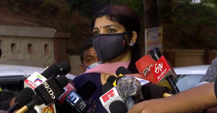Saritha S Nair arrested - Kerala9.com