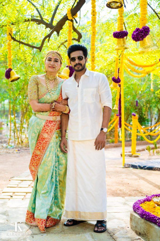 Vishnu Vishal Marriage photos - Kerala9.com