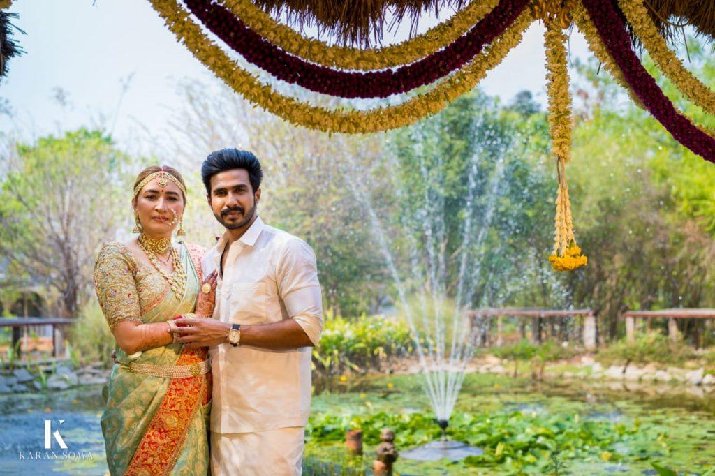 Vishnu Vishal and Jwala Gutta wedding photos - Kerala9.com