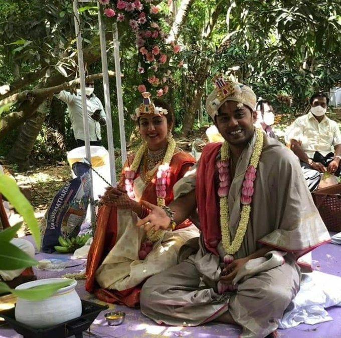 wedding pranitha subhash marriage photos 001