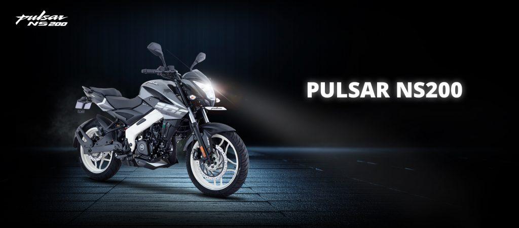 Bajaj Pulsar NS200 price in Kerala