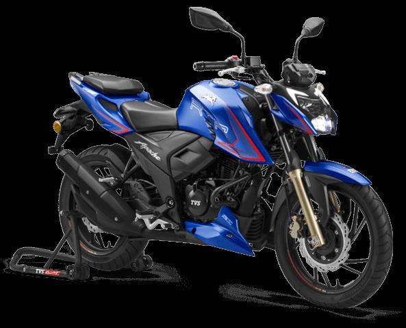 TVS Apache RTR 200 4V BS6 Price In Kerala