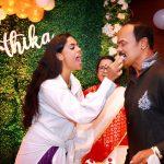 actress karthika nair birthday celebration photos 008