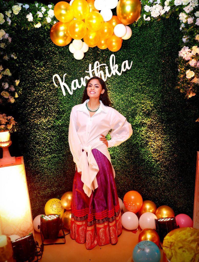 actress karthika nair birthday celebration photos 009