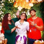 actress karthika nair birthday celebration photos 010