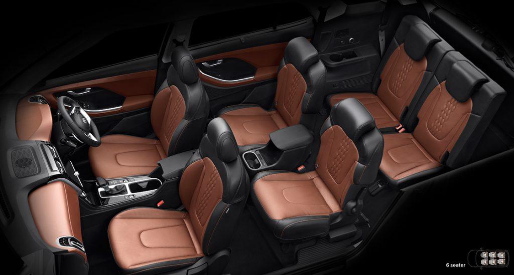 hyundai alcazar 7 seater interior photos 021 001