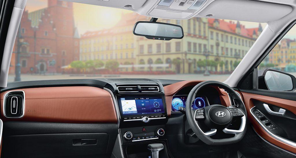 hyundai alcazar 7 seater interior photos 021 010