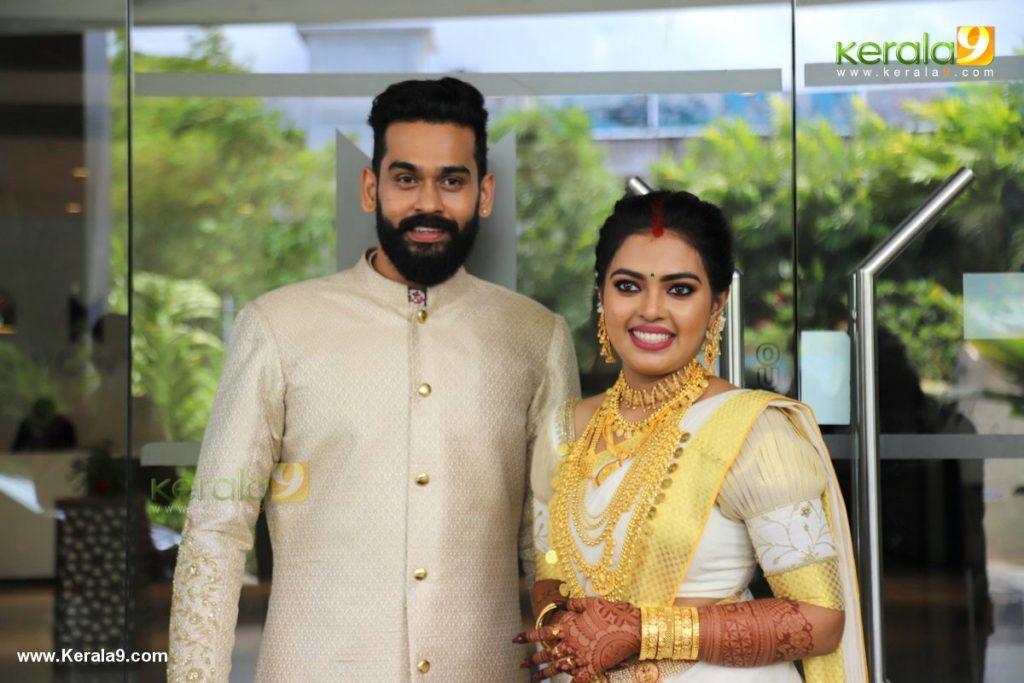 mridula vijay marriage photos 001