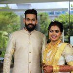 mridula vijay wedding photos