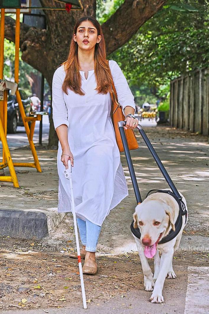 nayanthara in Netrikann Movie Photos