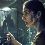 nayanthara in Netrikann Movie poster 003