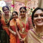 saranya ponvannan daughter wedding photos 001