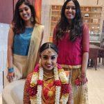 saranya ponvannan daughter wedding photos 002