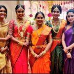 saranya ponvannan daughter wedding photos 007