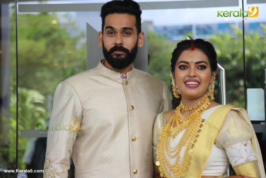 yuva krishna marriage photos 003