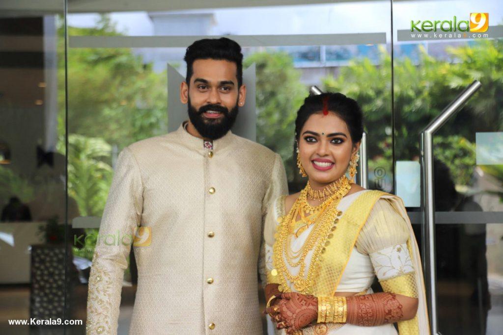 yuva krishna marriage photos