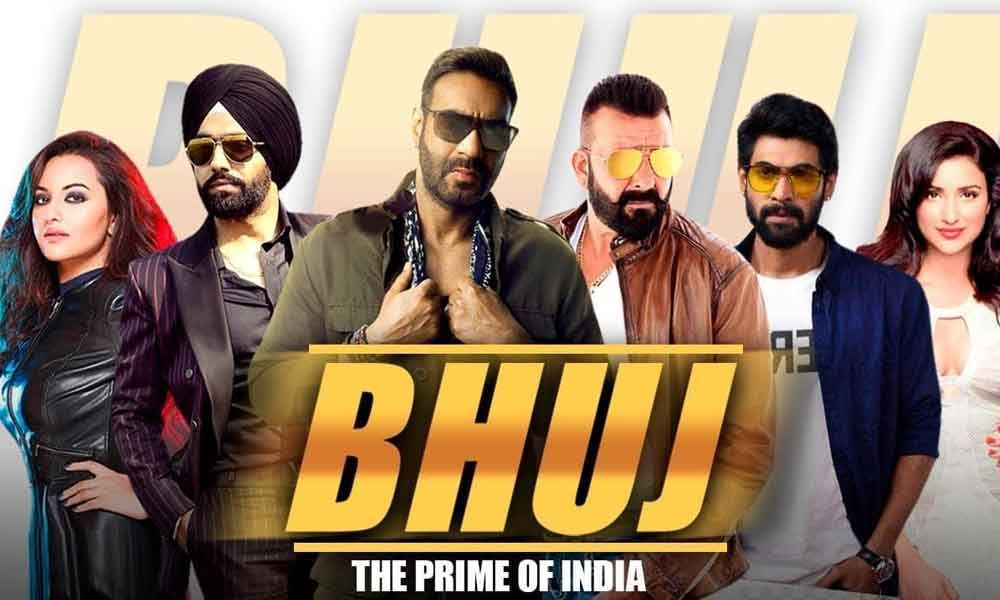 Bhuj The Pride of India review