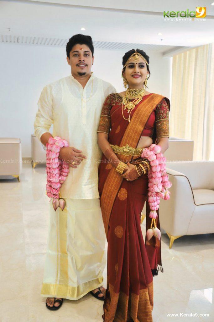 alina padikkal marriage photos 008