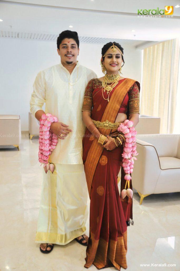 alina padikkal marriage photos 009