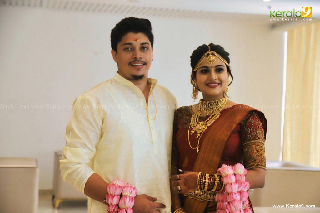 alina padikkal marriage photos 010