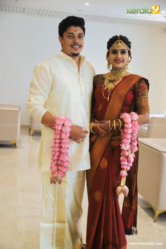 alina padikkal marriage photos 012