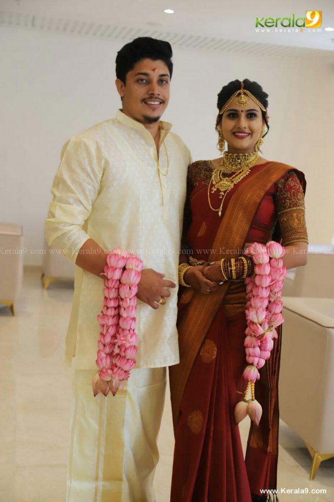 alina padikkal marriage photos 013