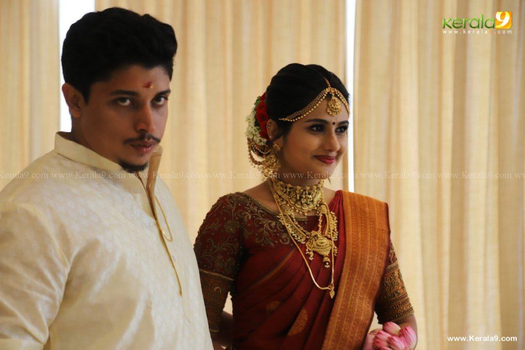 alina padikkal marriage photos 015
