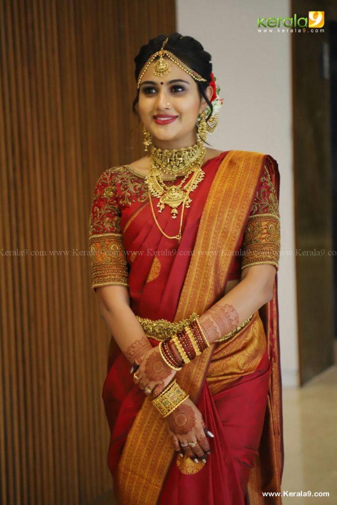 alina padikkal marriage photos 017