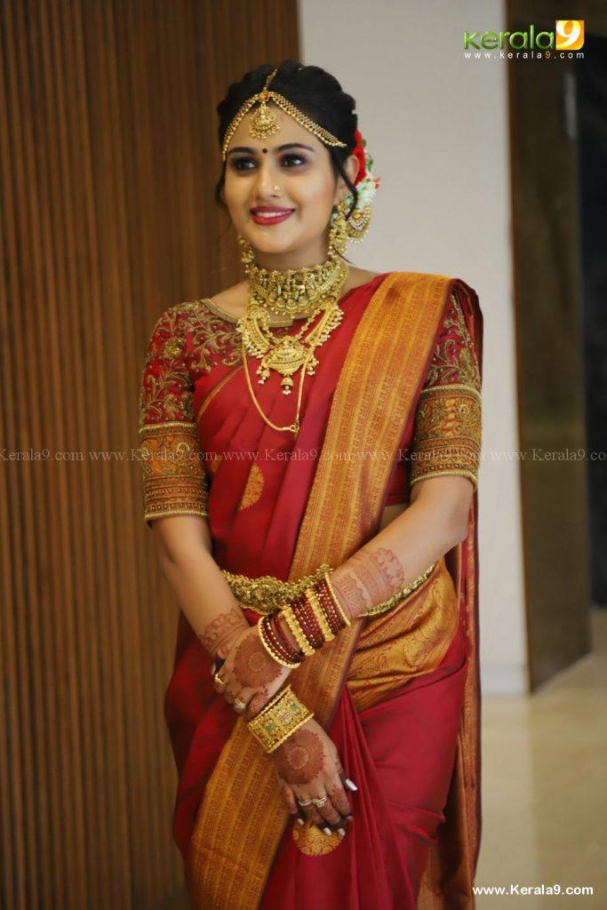 alina padikkal marriage photos 019