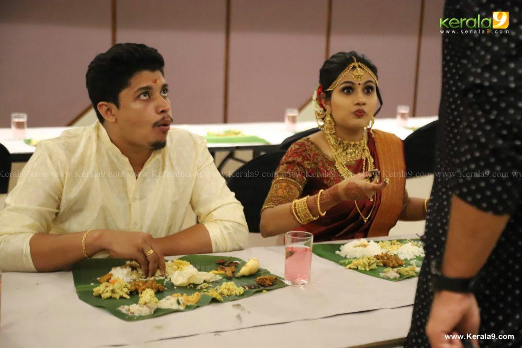 alina padikkal marriage photos 030