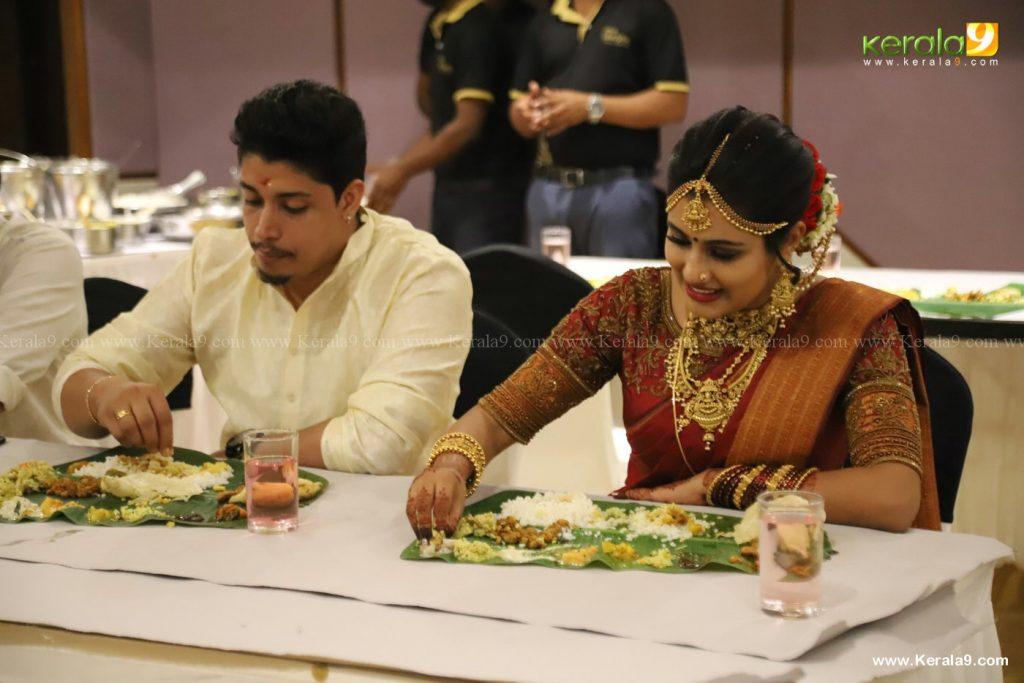 alina padikkal marriage photos 032