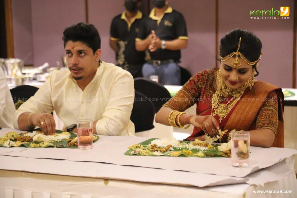 alina padikkal marriage photos 033