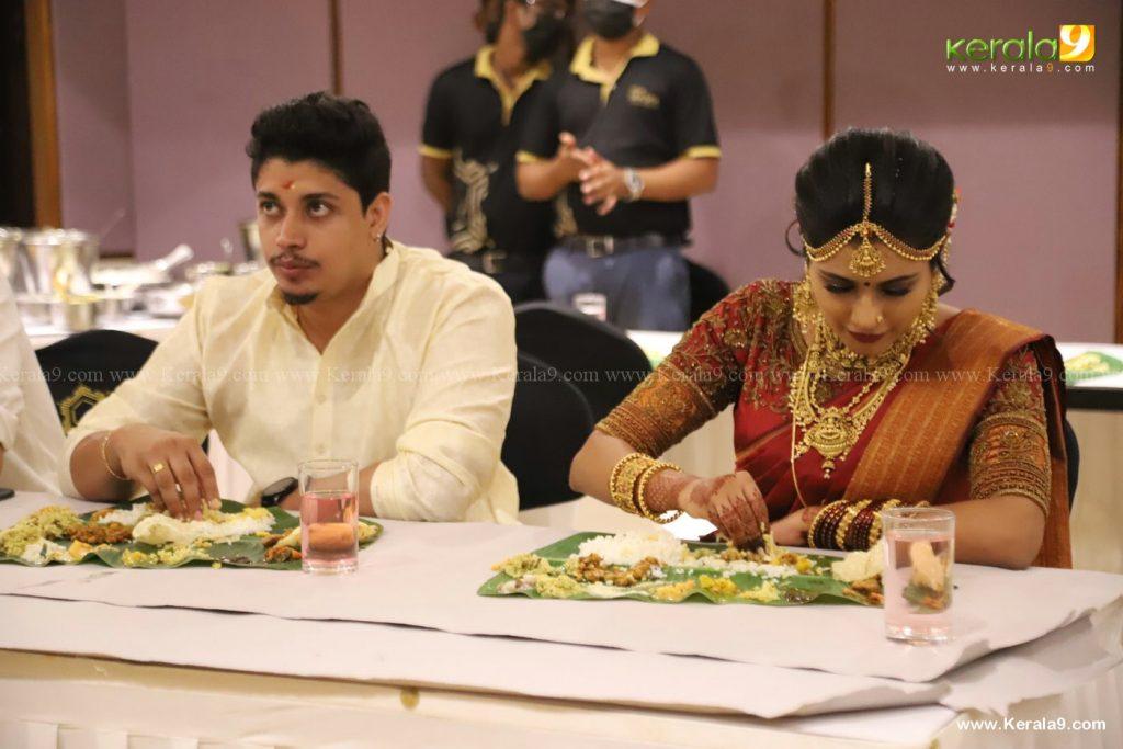 alina padikkal marriage photos 034