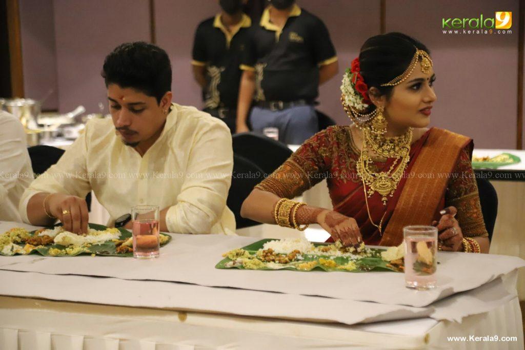 alina padikkal marriage photos 035