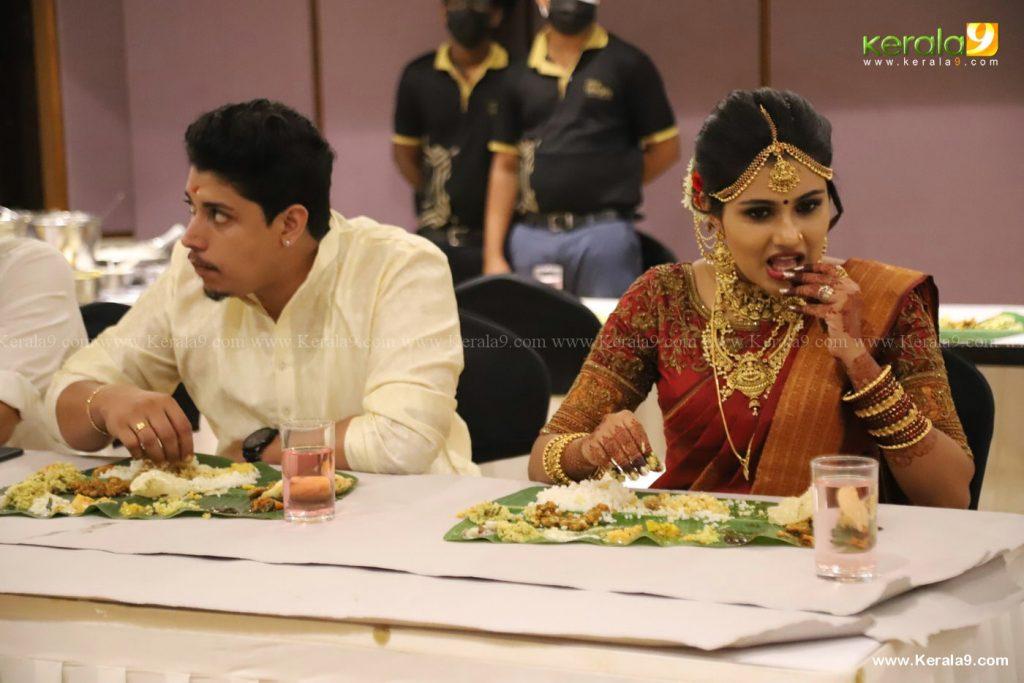 alina padikkal marriage photos 036