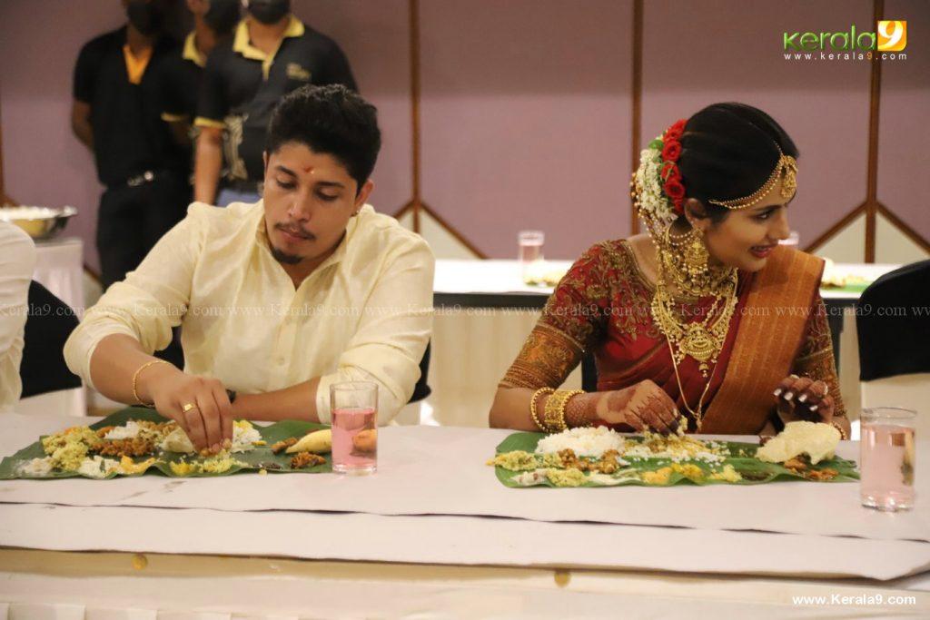 alina padikkal marriage photos 037