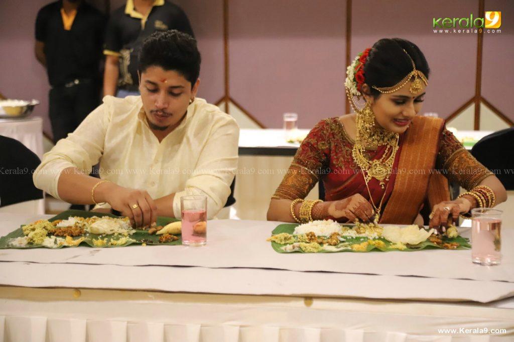 alina padikkal marriage photos 038