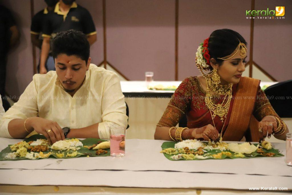 alina padikkal marriage photos 039